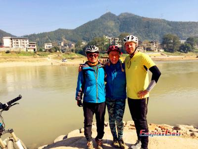 Adventurous Bike Tour to Guizhou Danian in 2017