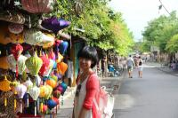 Peicy's vacation to Hoi An, Vietnam