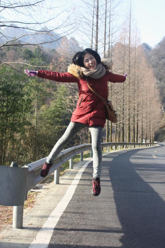 Silvia's Adventure to Mount Wudang