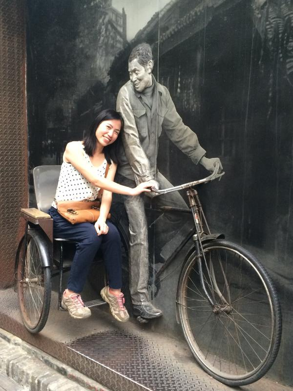 Silvia's Tour to Guiyang
