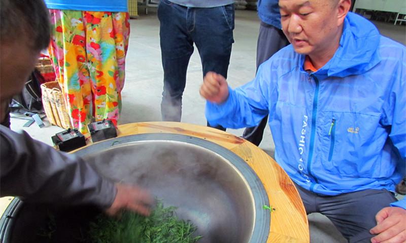 Wei's Tea Tour to Huangshan