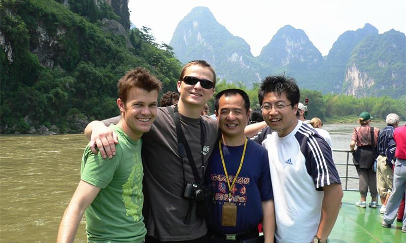 Enjoy the Li River Cruise Trip