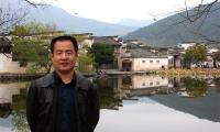 Ricky Travel to Hongcun Huangshan