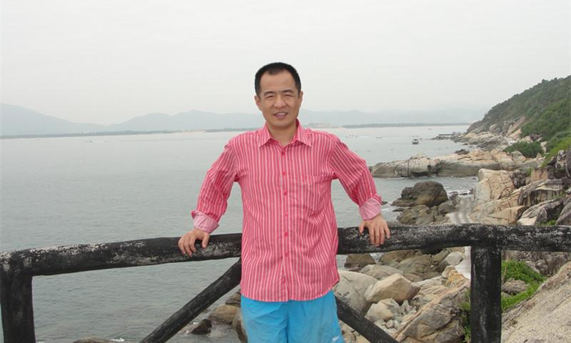 Ricky's Vacation Trip in Sanya