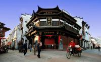 The old architecture on Tunxi Ancient Street