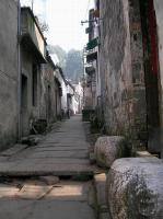 Tunxi Ancient Street Alley