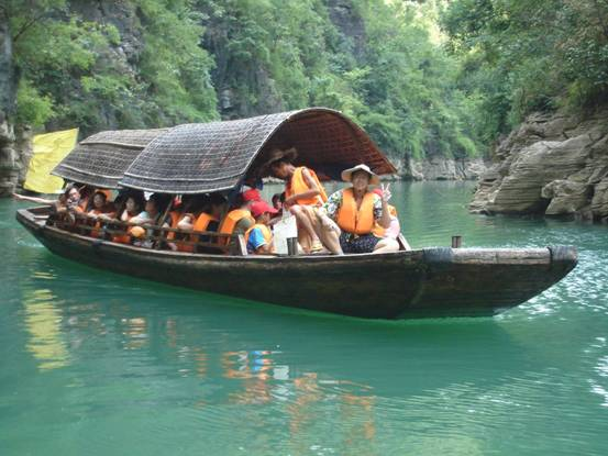 5-day Yangtze Cruise Summer Camp (Yichang to Chongqing)