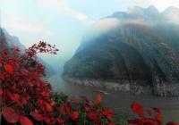 Antumn Scenery of Wu Gorge