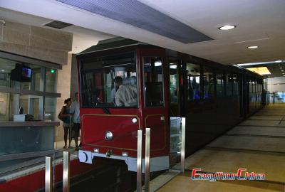 Image of Cable Car to Victoria Peak