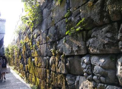The Ancient Wall of the Jingjiang Palace City