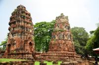 Historical Buildings in Wat Mahathat