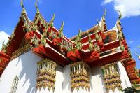 Wat Pho Architecture