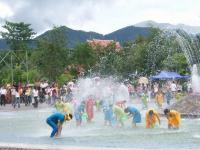 water splashing day xishuangbannna