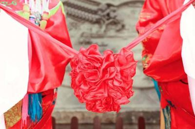 Traditional Chinese Wedding rites