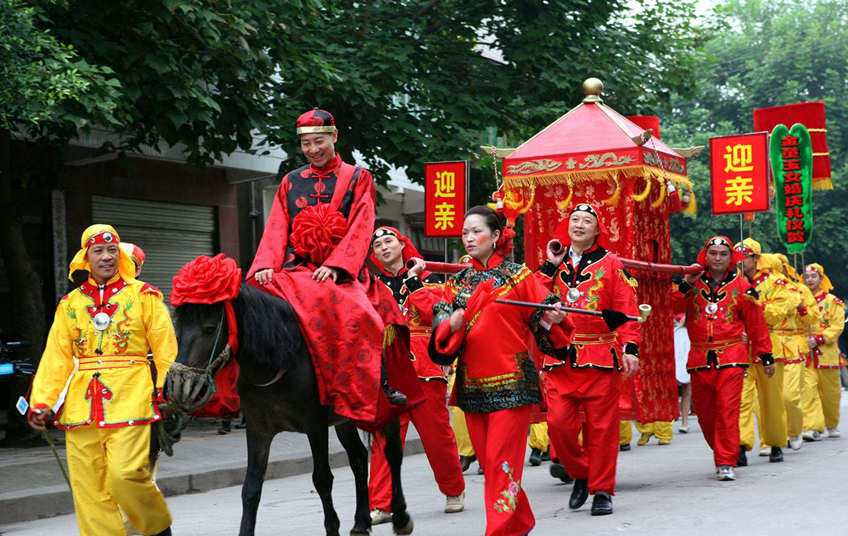 Traditional Chinese Wedding culture