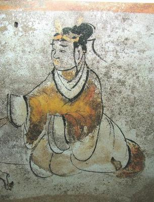 Wei-Jin Art Gallery Wall Painting