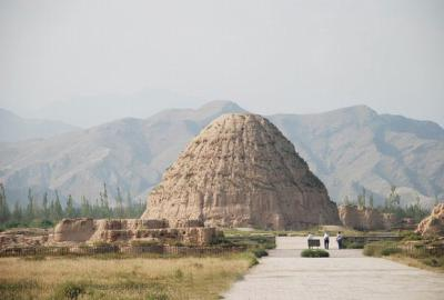 Western Xia Imperial Tombs
