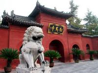 white horse buddism temple luoyang