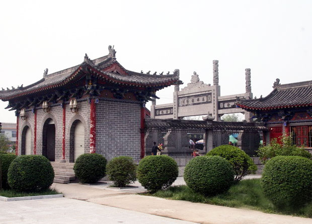 A Profile of White Horse Temple