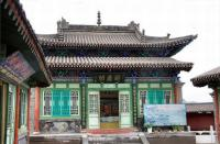 White Pagoda Hill Building