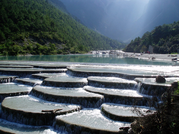 White Water River Terraces