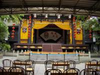 Wuhou Memorial Temple Stage