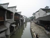 Wuzhen Water Town Riverway