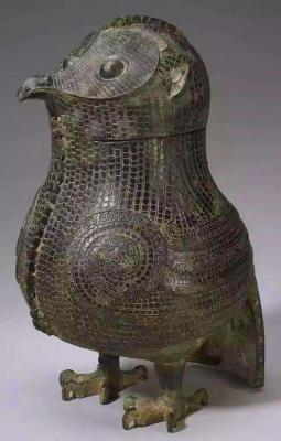 Shang Dynasty Bronze Ware