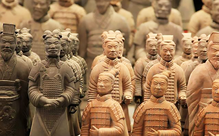 Xian Terracotta Warrior Cycle Tour,China Bike Tours, Bike Tours in Xian