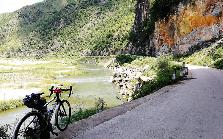 Cycle Tour to Luoyang,China Bike Tours Henan, China Bike Tours
