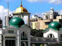 The Panorama of Xiaotaoyuan Mosque