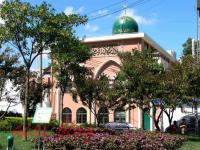 The Beautiful Scenery of Xiaotaoyuan Mosque