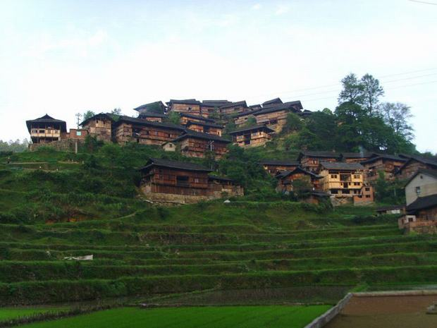 Xijiang Miao Village Sight