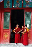 Xilituzhao Temple Mongolian Monks