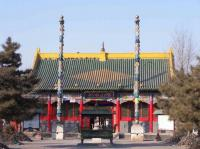 Xilituzhao Temple Main Hall