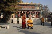 Xilituzhao Temple Hierarch