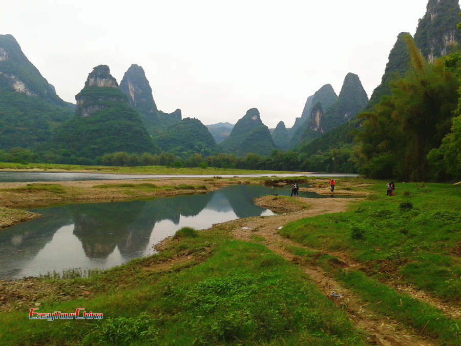 Li River Hiking trip