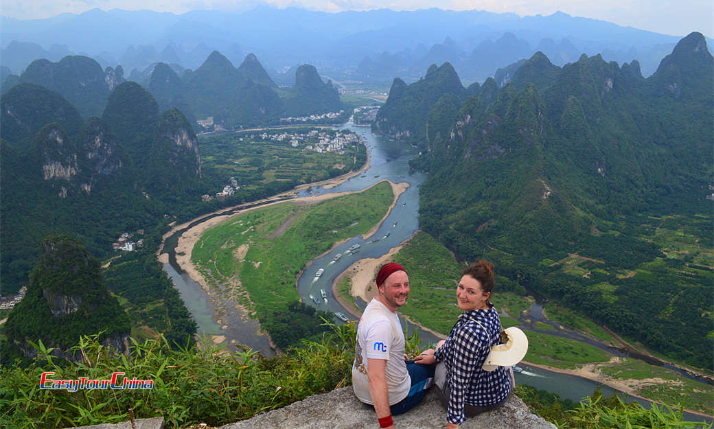 Li River in Xingping Part