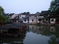 Xitang Water Town Residence Along Rivers