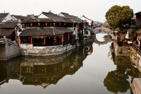 Xitang Water Town Antique Flavor Architecture