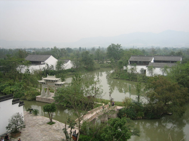 Xixi National Wetland Park Green Landscape