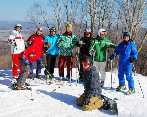 Yabuli International Ski Resort Ski Racing Team