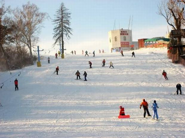 Yabuli International Ski Resort Skiing
