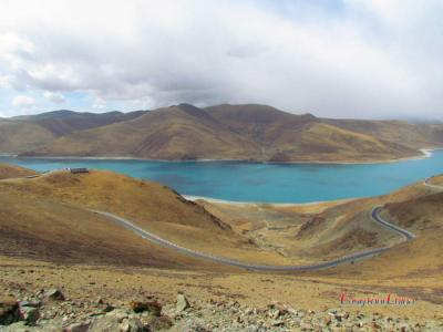 Yamdrok Lake Views