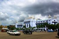 Building of Yangon City Hall
