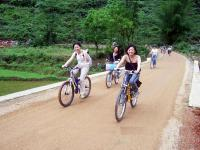 china biking