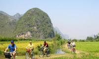 3-day Guilin Biking Tours