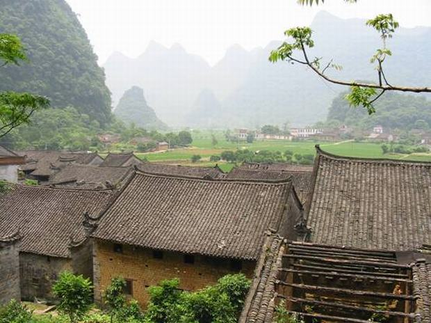 Yangshuo Old Houses