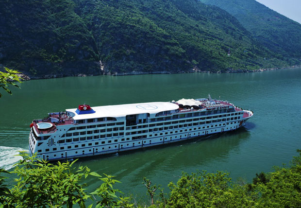 Yangtze Gold 1 Cruise