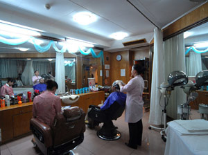 Beauty Salon,Yangtze Pearl